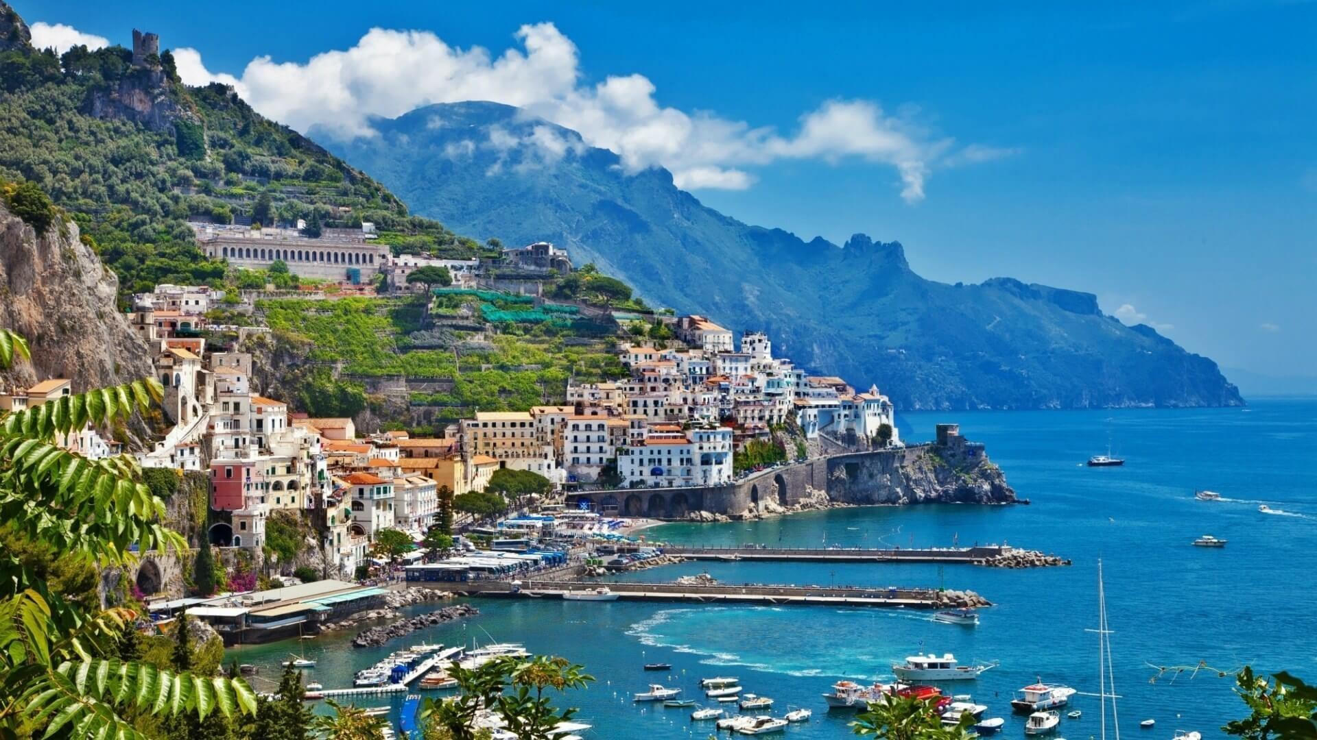 I migliori 10 hotel in Italia