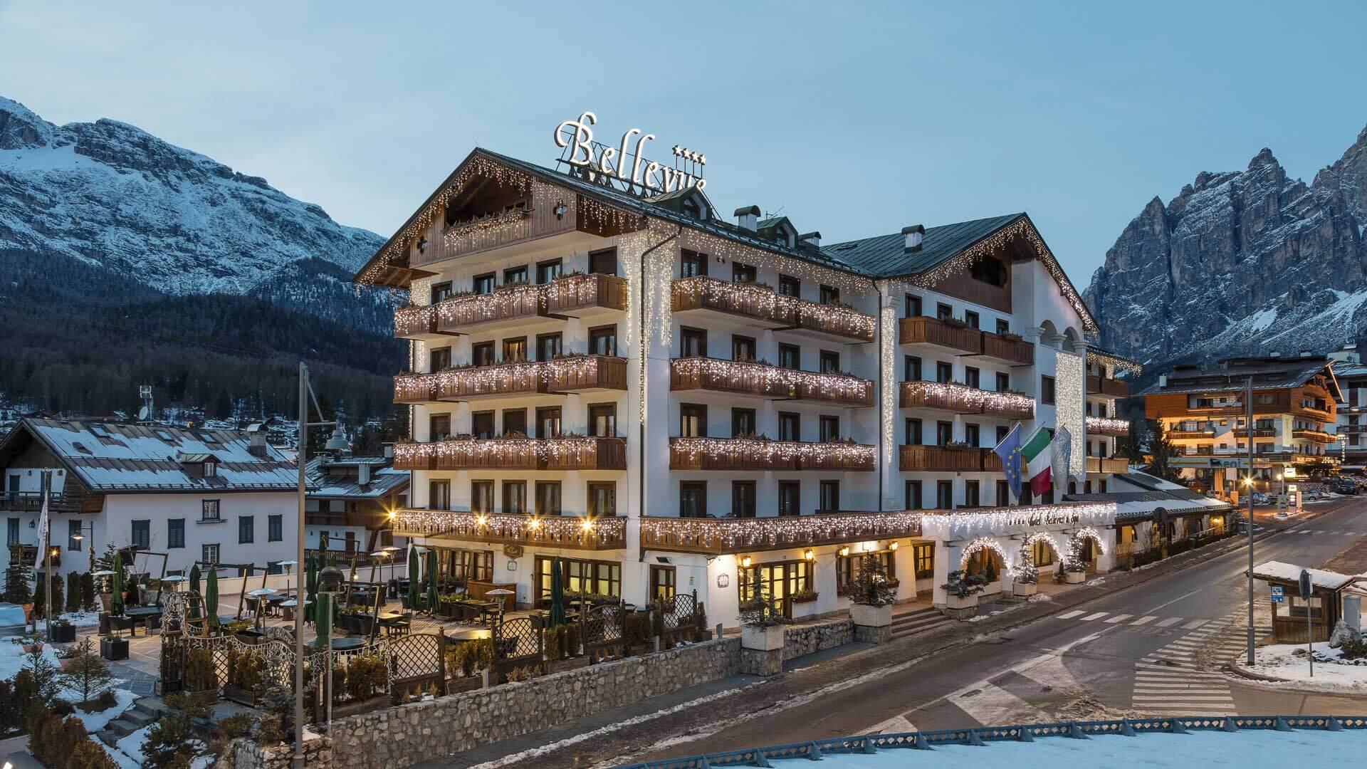 I migliori hotel storici in Italia